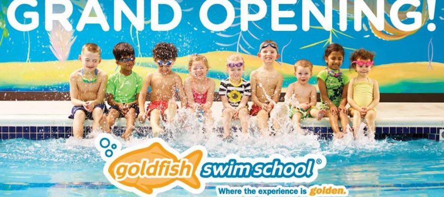 Grand Opening Party at Goldfish Swim School
