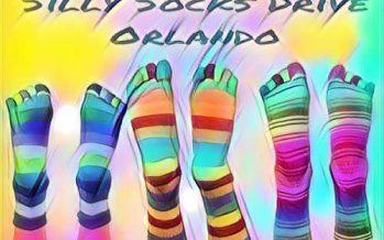 Silly Socks Drive Orlando