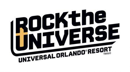 Universal Orlando's Rock the Universe 2017