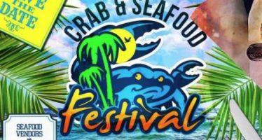Crab & Seafood Festival in Port Orange