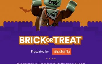 2017 Brick or Treat Legoland