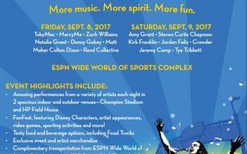 2017 Night of Joy at ESPN Wide World of Sports