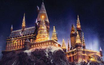 Universal Studios Holiday 2017