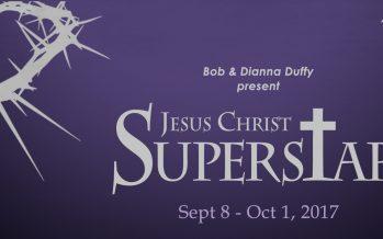 Garden Theatre Jesus Christ Superstar