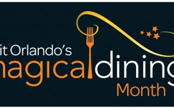 Orlando Magical Dining Month 2017