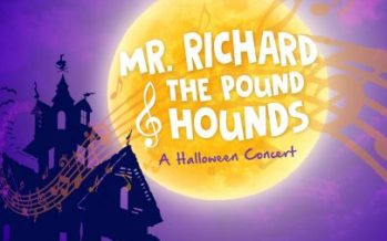 Mr. Richard Halloween Concert at The Rep