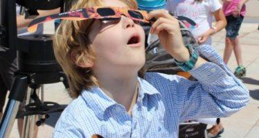 Dr. Phillips Center Solar Eclipse Celebration