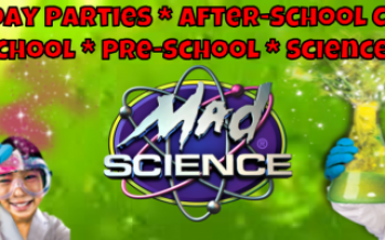 Girl Scout Programs at Mad Science Lab
