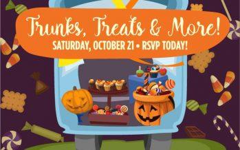St. Lukes Halloween Event