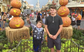 Mickeys Not So Scary Review