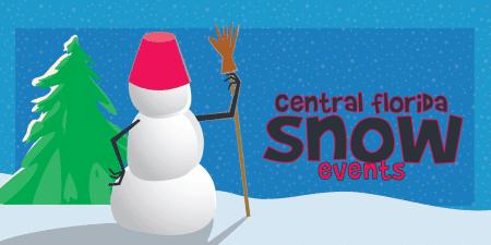 Central Florida Snow Guide 2018