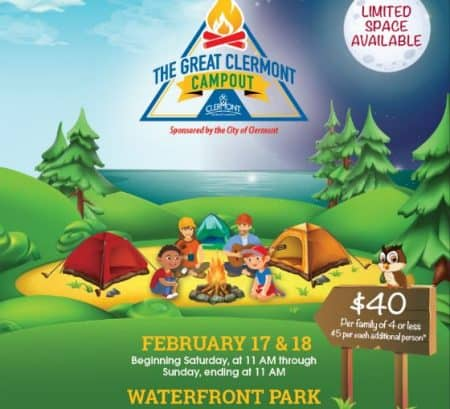 The Great Clermont Campout