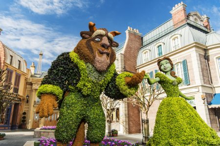 Epcot Flower and Garden Festival Photo Review