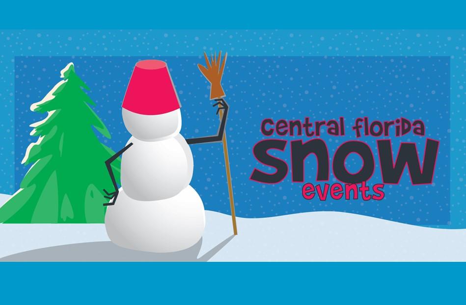 Central Florida Snow Guide 2019