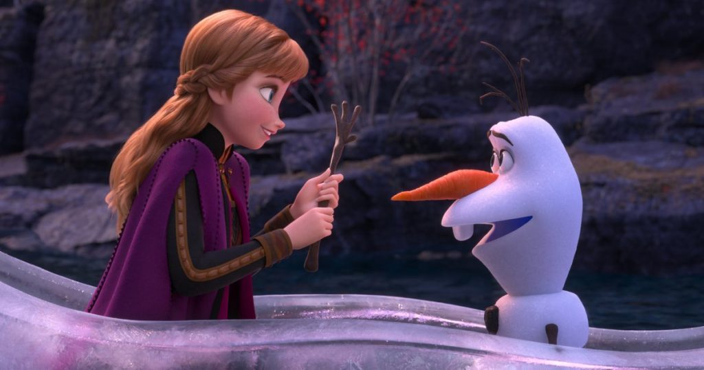 Frozen 2 Family Review