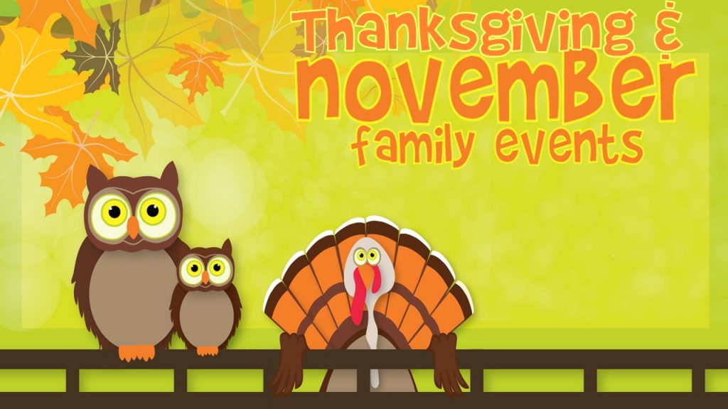 Central Florida Thanksgiving Events 2019