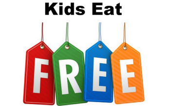 Kids Eat Free at Pizzeria Uno through September 1st