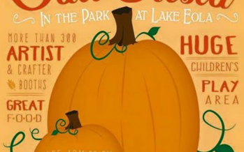 Fall Fiesta in the Park at Lake Eola | My Central Florida Family