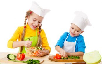 Kids Cooking Connection