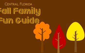 November 2016 Fall Family Events in Central Florida