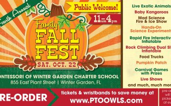 4th Annual Family Fall Fest