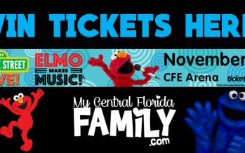 Win Tickets to See Elmo