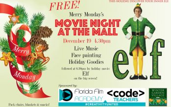 Winter Garden Holiday Movie Night