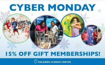 Orlando Science Center Savings