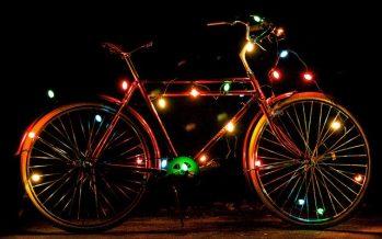 2016 Annual Christmas Light Ride
