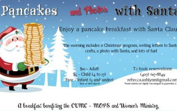 2016 Pancakes with Santa