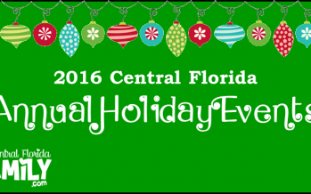 Central Florida Holiday Events