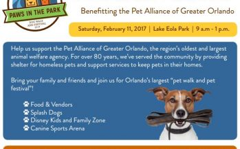 2017 Paws in the Park