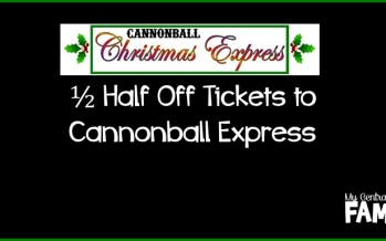 Half Off Christmas Train Tickets