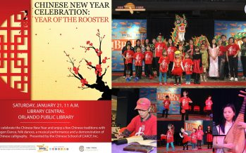 Chinese New Year at Orange County Library