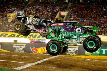 Monster Jam 2021 Event - Monster Jam returns to the Camping World Stadium February 27-28, 2021. Tickets are on sale now.
