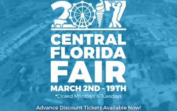 2017 Central Florida Fair Tickets