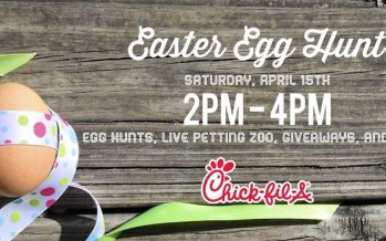 Chick-fil-A Egg Hunt 2017
