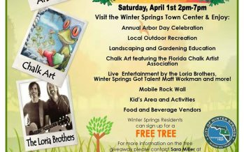 2017 Winter Springs Arbor Day