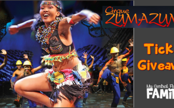 Cirque Zuma Zuma Ticket Giveaway