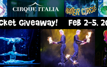 Cirque Italia Water Circus Ticket Giveaway