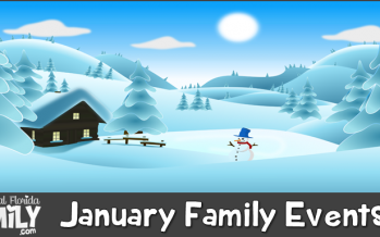 January Central Florida Family Events