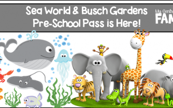 Free Sea World Preschool Pass