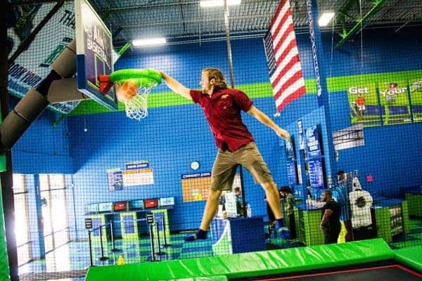 Presidents Day All Day Rebounderz Jump