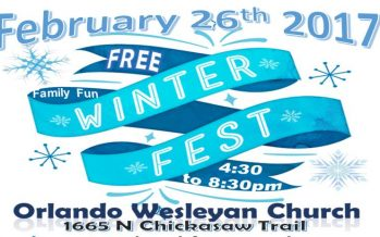 Free Orlando Winter Family Event