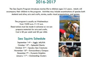 Pre-School Kid Marine Event