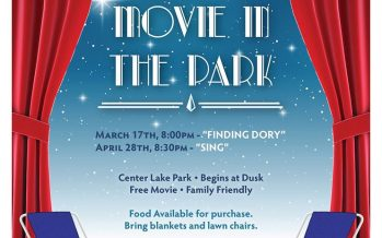 Oviedo Outdoor Movie Event