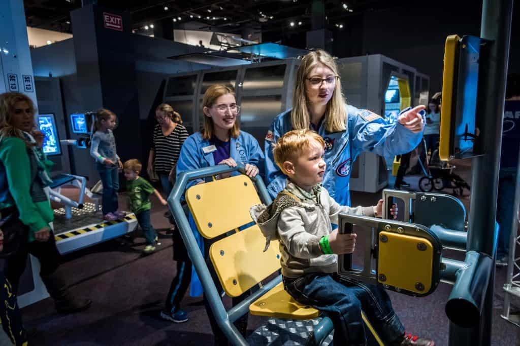 Orlando Science Center July's Astronomy Programming 2019