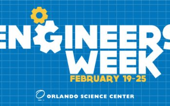 Orlando Science Center Engineers Week