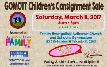 Central Florida Children Consignment Sale
