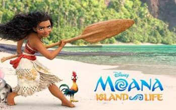 Moana Outdoor Movie Orlando